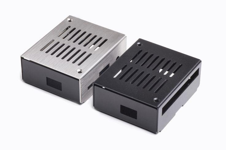 https://flic.kr/p/TRWPdm | Raspberry Pi A+ case KKSB | KKSB Raspberry pi A+ case in steel and stainless steel. Read more on www.kksb-cases.com/