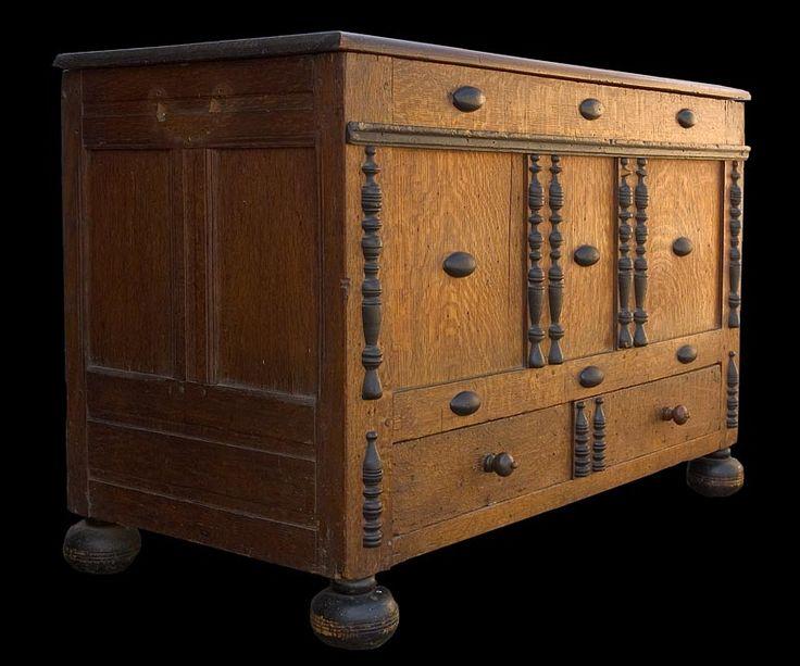 17th Century Chest, Marhamchurch Antiques