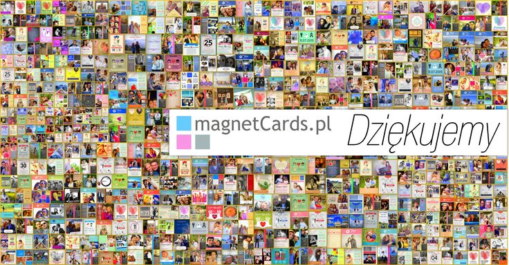 Ciężko w to uwierzyć ale mija 5 lat odkąd przyszliśmy na świat. Przez ostatni rok zdobyliśmy ponad 1000 nowych Klientów. W naszej aplikacji Klienci zaprojektowali ponad 4000 swoich indywidualnych magnesów lub kartek - dotyczy to tylko polskiej strony. Mamy wiele planów i chcemy Was zaskoczyć już niedługo czymś nowym! Sezon ślubny 2014/2015 powoli przechodzi do historii.  Dziękujemy WAM za to że wybraliście magnetCards.