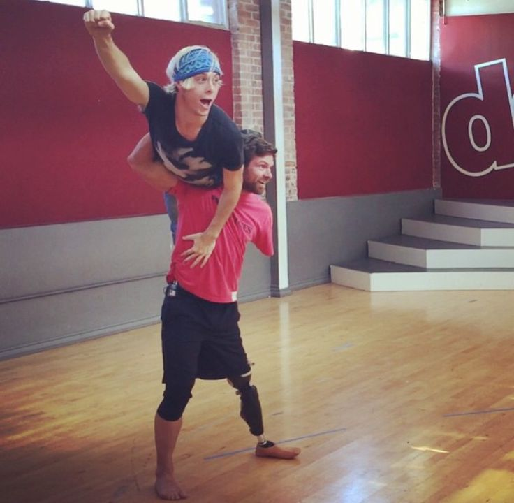 Riker and Noah XD