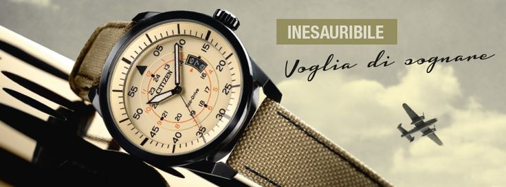 Scegli il regalo per il tuo LUI...San Valentino e' alle porte!! http://www.gioielleriagigante.it/categoria-prodotto/orologi/citizen/uomo/