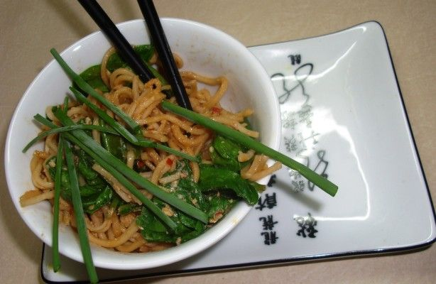 Stir-Fried Chinese Egg Noodles Recipe - Food.com