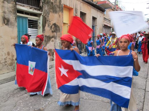 A delegation of nine Haitian senators left the country Friday towards Cuba where they will participate in the ceremonies of homage to Fidel Castro, the father of the Cuban revolution. Meanwhile, Haitiano-Cuban professional societies and civil society organizations will hold activities in Haiti.