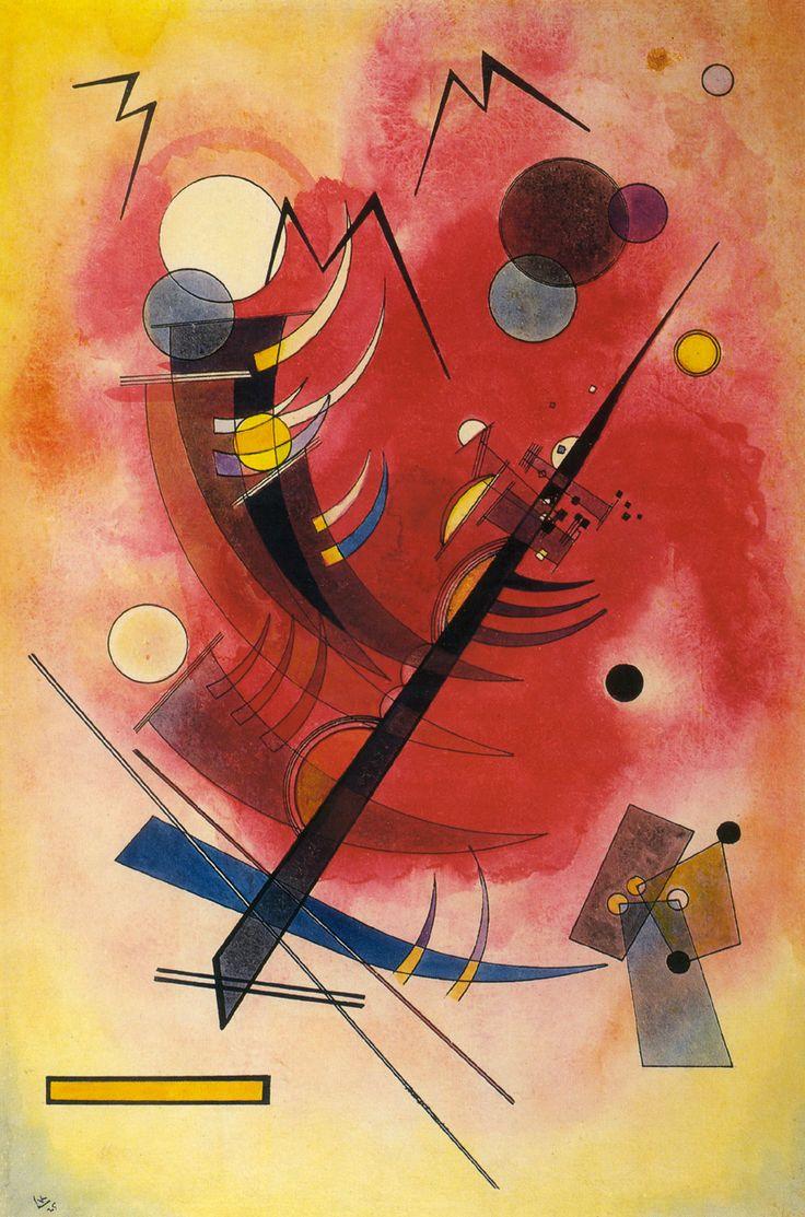Kandinsky - Inner Simmering (Inneres Kochen), 1925