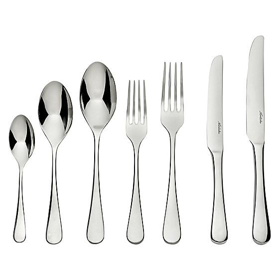 Chamonix 56-Piece Cutlery Set by Noritake