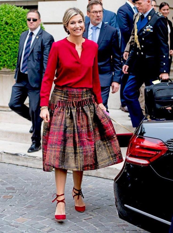 Queen Maxima in Argentina