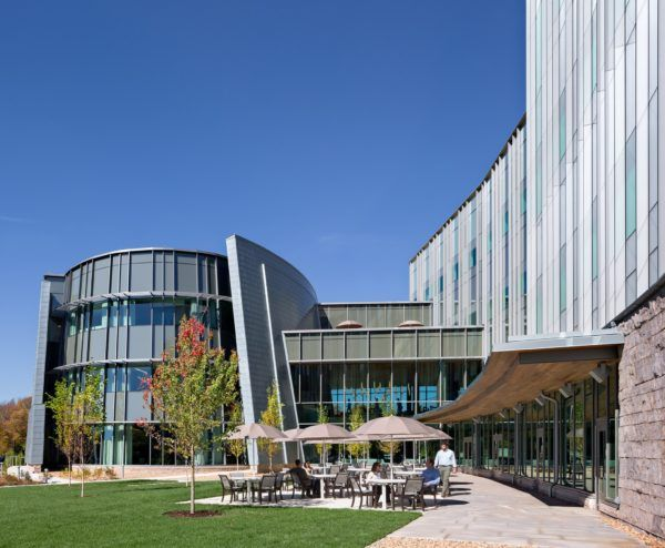 Jackson Laboratory for Genomic Medicine | Centerbrook Architects & Planners - Arch2O.com