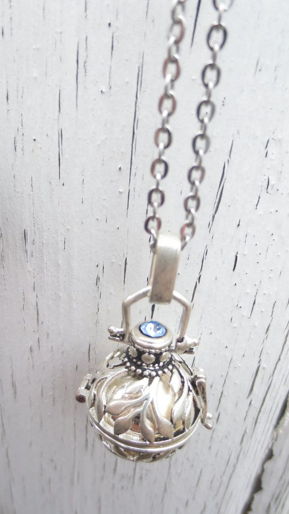 Bola Necklace Maternity/ Harmony Ball by InBetweenTheRaindrop