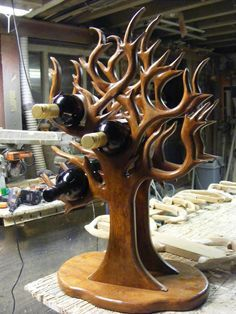 Tree wine rack                                                       …