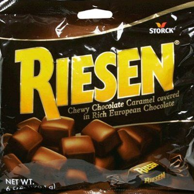 Schoko Riesen - Storck (They are the best!!! Now also available in Istanbul in Macrocentes)