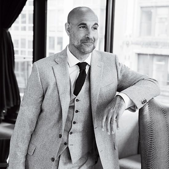 Actor Stanley Tucci Talks Italy, Vodka, and The Hunger Games - Carry On | Travel + Leisure