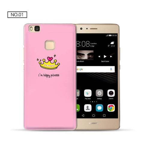 new style 8763b 34414 Details about Funda for Huawei p10 Lite Case Pin Cover for Huawei p9 ...