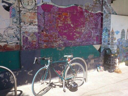 Freo bike/ Horatio T Birdbath - MM