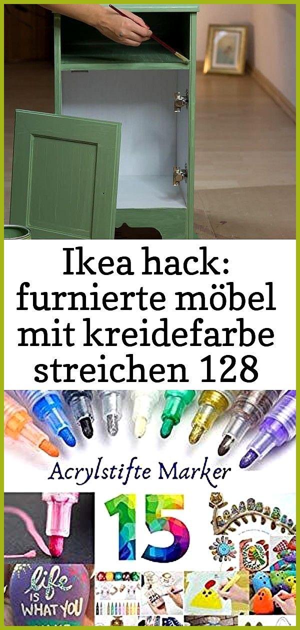 Ikea Hack Furnierte M Bel Mit Kreidefarbe Streichen 128 Ikea Hack