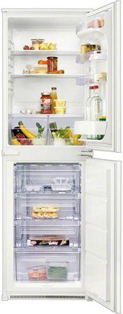 Zanussi Column Fridge Freezer. ZBB28440SA