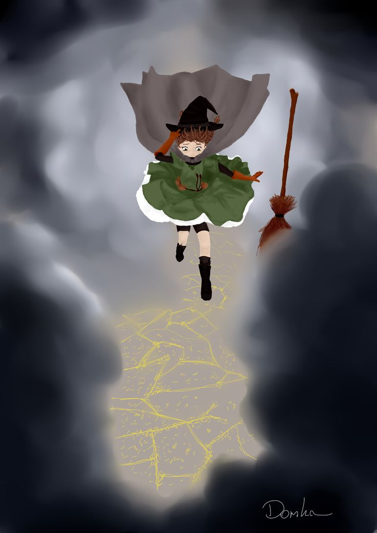Small Big Little Witch http://malawielkaciutwiedzma.blogspot.com