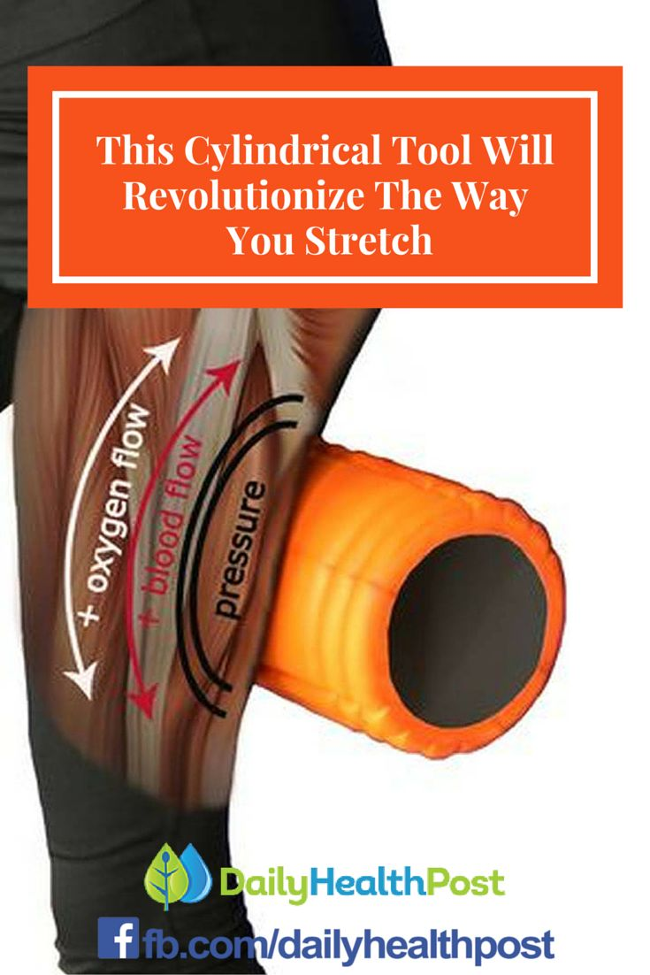 They just appeared at the gym one day: cylindrical foam rollers.  Now everyone is using them rather than traditional stretching exercises. Do they really make a difference in your workout?