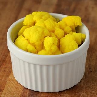 Spicy Pickled Cauliflower [Healthy, Vegetarian, Vegan]