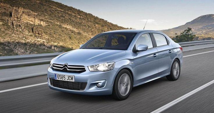 El Citroën C-Elysée estrena motor diésel de 100 caballos - http://www.actualidadmotor.com/citroen-c-elysee-motor-1-6-bluehdi-de-100-caballos/