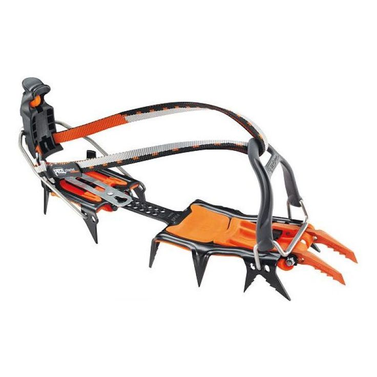 Petzl Lynx From snow couloirs to dry tooling, the LYNX is a versatile crampon. Modular front points: dual or mono-point, long or short, and/or asymmetrical. They come with two types of interchangeable front bindings to adapt to boots with or without toe welts.