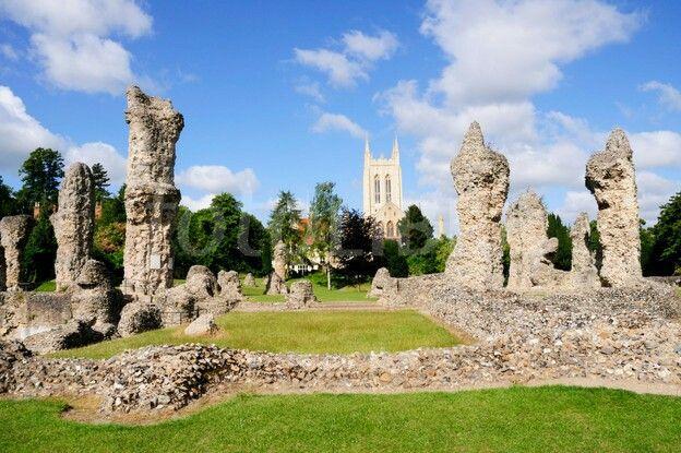 Bury St Edmunds, Suffolk, UK