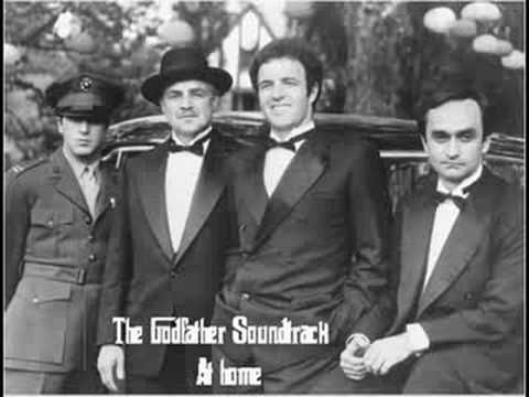 The Godfather Soundtrack: At home -