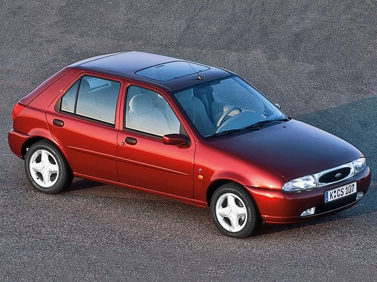 Ford Fiësta (1995 – 1999).