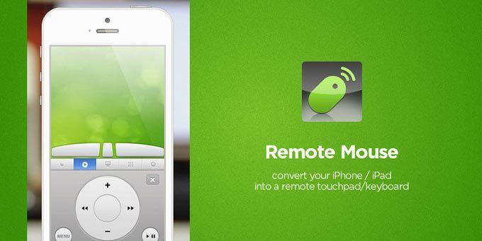 Cara membuat Android menjadi Mouse atau remote PC menggunakan Aplikasi Remote Mouse