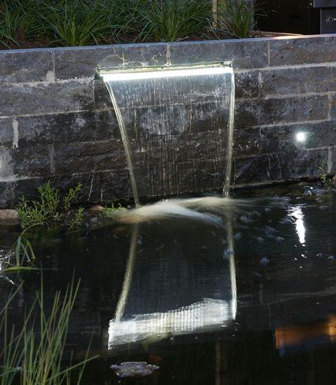waterornament stenen muur - Google zoeken
