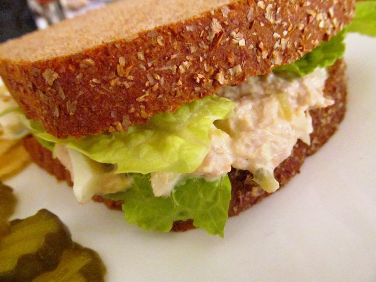52 best hickory valley dreams cooking images on pinterest for Best tuna fish sandwich