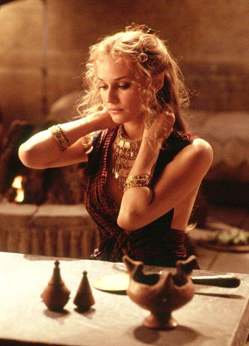 Diane Kruger in 'Troy' (2004).