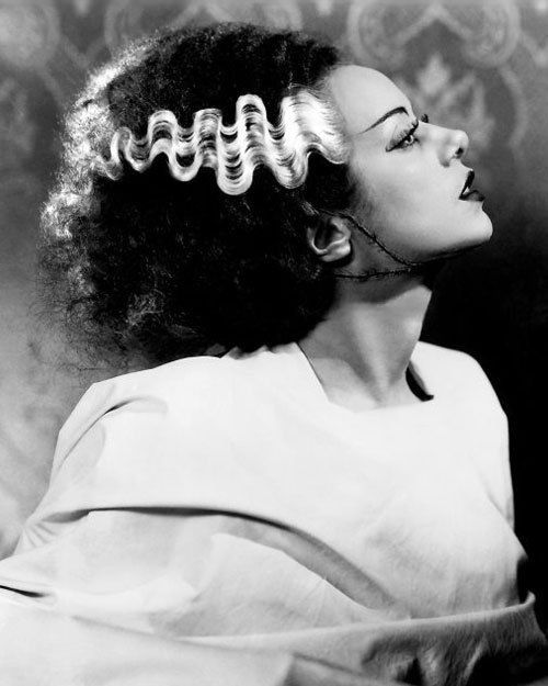 Bride of Frankenstein (1935) – The Visuals – The Telltale Mind                                                                                                                                                                                 More