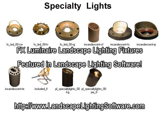 Fx Outdoor Lighting 9 best fx luminaire outdoor lighting design software images on fx luminaire specialty lights featured in landscape lighting design software workwithnaturefo