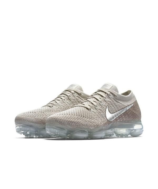 new arrival ee205 60e6f Nike Air VaporMax Flyknit String Chrome Sunset Glow   ... Sneaks 2018 in  2019   Pinterest   Nike, Nike shoes and Nike air vapormax