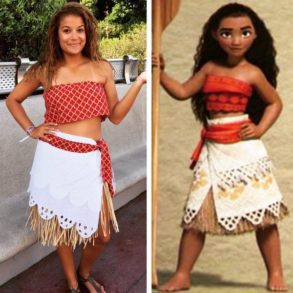moana the new polynesian princess - Halloween Pinterest Costumes