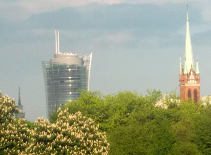 Trzy wieże