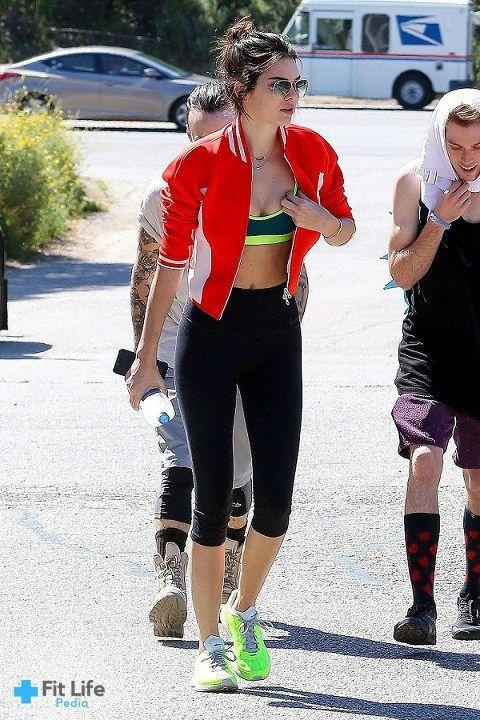 Kendall Jenner workout playlist, Kendall Jenner breakfast