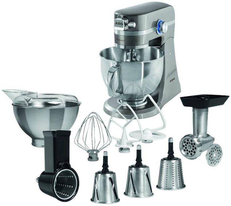 Κουζινομηχανή KM4700 (1000Watt) - AEG - ElectroStudio