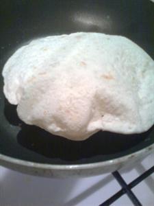 Pane arabo in padella [no lievitazione]