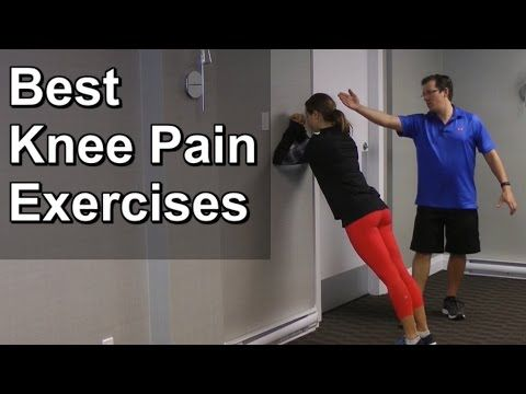 knee physical therapy exercises pdf