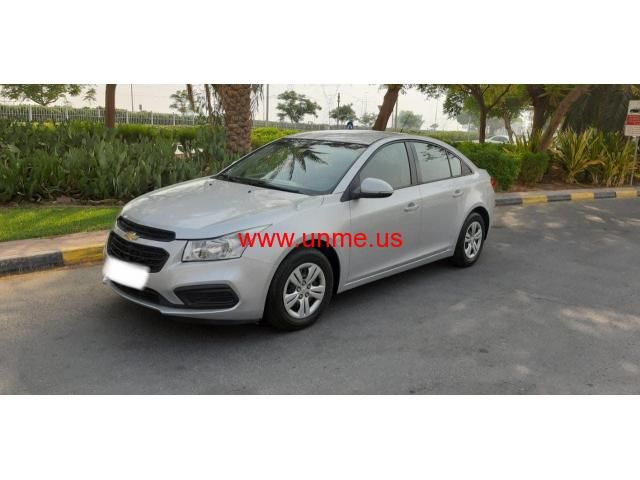 Chevrolet Cruze 2017 Ras Al Khor Free Classifieds Ads