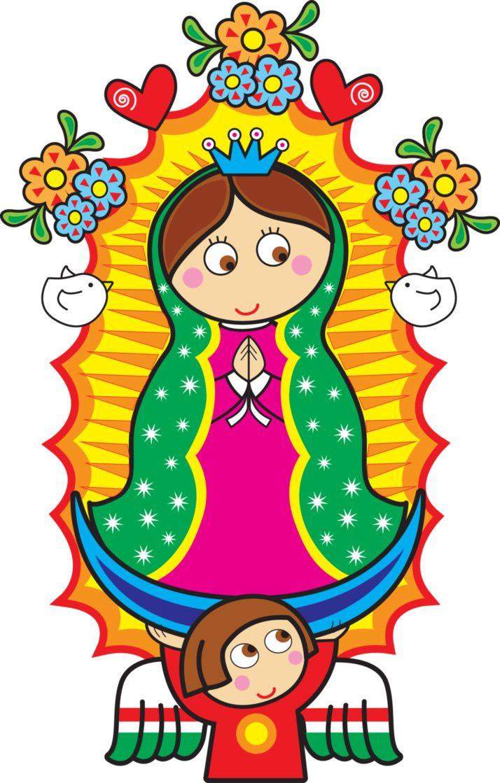 17 mejores ideas sobre Virgen De Guadalupe en Pinterest | Virgen ...