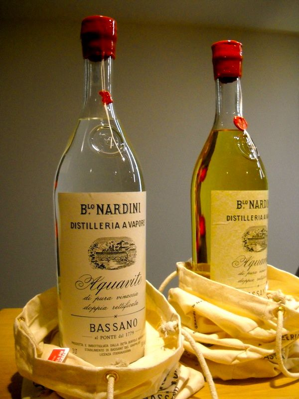 Grappa. I tried it at a Croatian Buza Bar. Although it is An Italian drink, I'll always associate it with their neighbors.