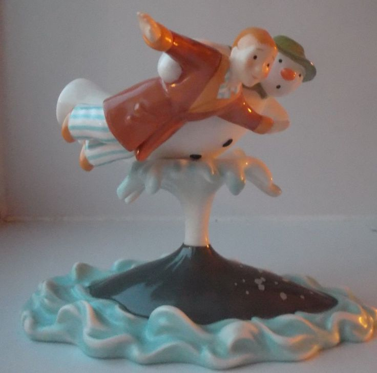 Boxed Limited Edition Coalport Snowman Figure Walking In The Air, £78.99 http://www.ebay.co.uk/itm/Boxed-Limited-Edition-Coalport-Snowman-Figure-Walking-In-The-Air-/261823518483
