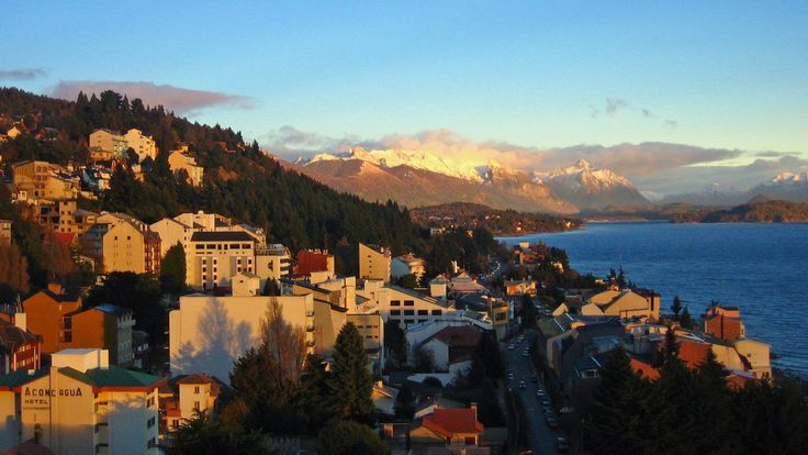 Bariloche is arguably one of the most beautiful locations on this list. Nestled close to the mountainside, this picturesque town is Argentina's chocolate capital. Need we say more?