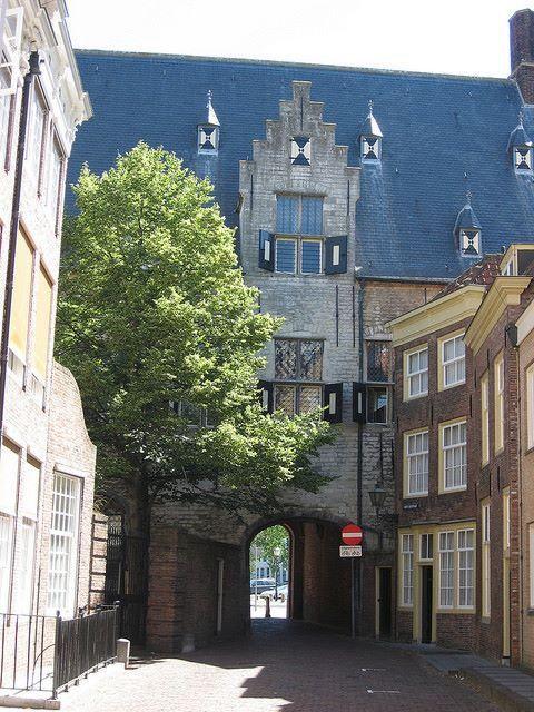 Gistpoort - Middelburg
