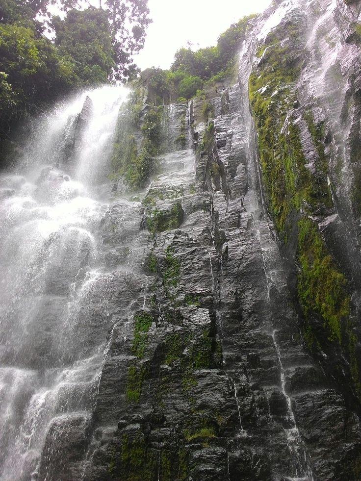 Air Terjun Ciupang Lampung Indahnya Luar Biasa - Lampung