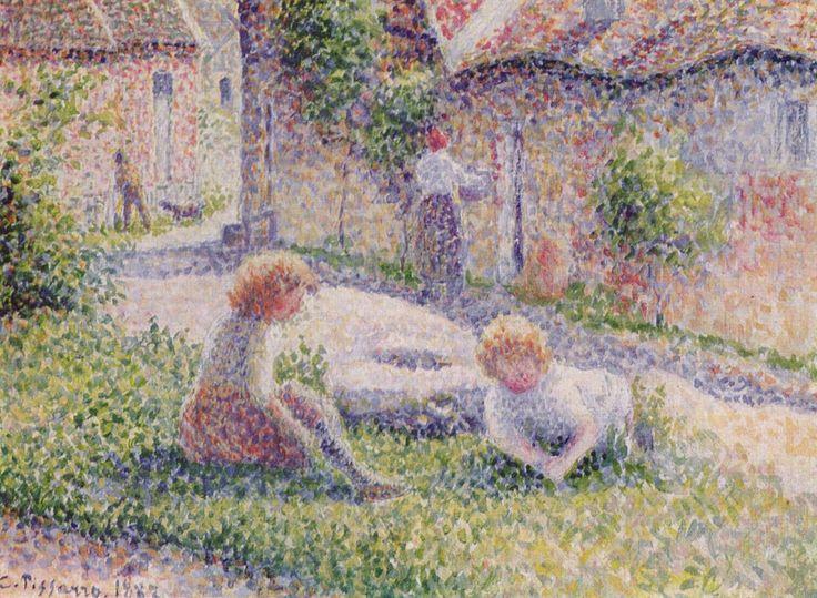 Camille Pissarro - Wikipedia, the free encyclopedia