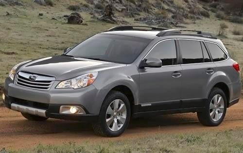 2011 Subaru Outback 3.6R Limited Station Wagon Shown
