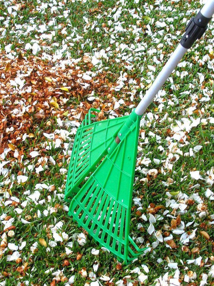 home depot rake leaf